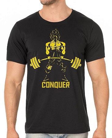 Camiseta Conquer