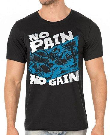 Camiseta No pain no gain 2