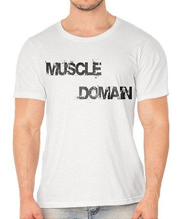 Camiseta Muscle Domain