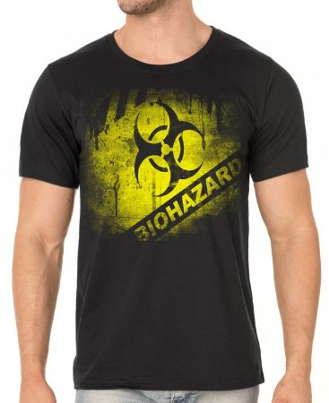Camiseta Radiação