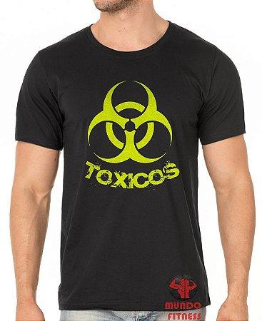 Camiseta Tóxicos