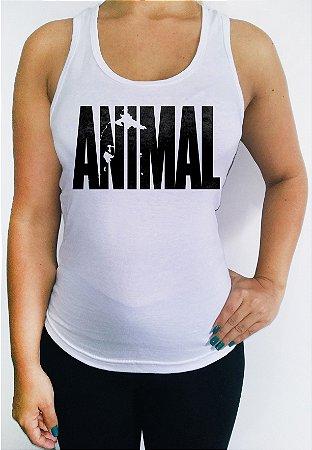 Regata feminina Animal