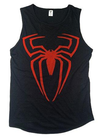 Regata Machão Long Homem aranha