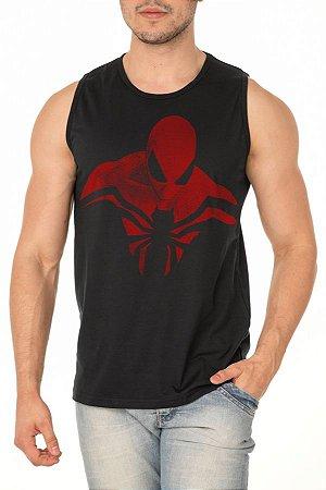 Regata Machão Homem Aranha