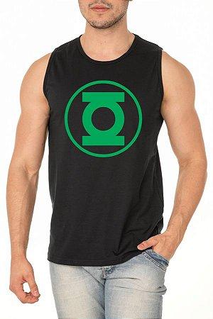 Regata Machão Lanterna Verde