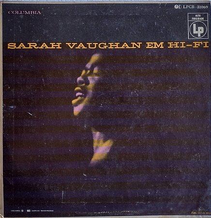 Sarah Vaughan Em Hi-Fi