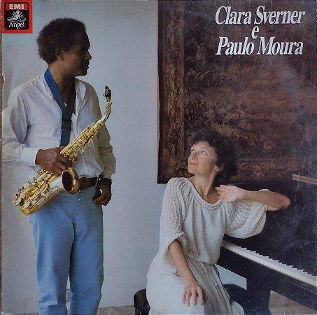 Clara Sverner e Paulo Moura - 1983