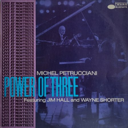 Michel Petrucciani - Power of Three - Feat. Jim Hall, Wayne Shorter