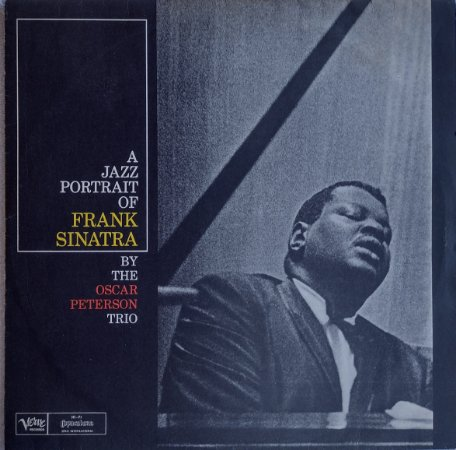 Oscar Peterson Trio - A Jazz Portrait of Frank Sinatra