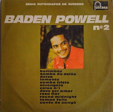 Baden Powell - Série Autógrafos de Sucesso Nº2