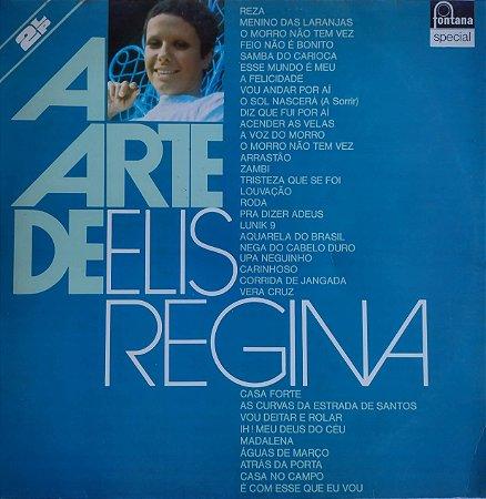 Elis Regina - A Arte de Elis Regina 2 LPs
