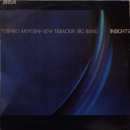 Toshiko Akiyoshi-Lew Tabackin Big Band - Insights