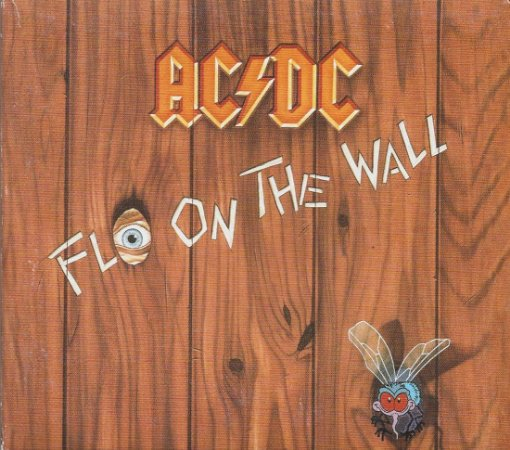AC/DC - 1985 - 2003 - Fly on The Wall