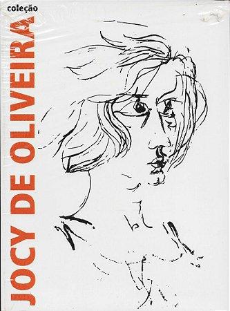 Jocy De Oliveira - 2008 - Coleção - 4 DVDs - DVD
