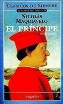 Livro El Príncipe - Versión Completa Autor Nicolás Maquiavelo (2005) [usado]