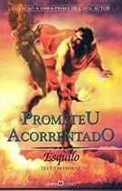Livro Prometeu Acorrentado Autor Ésquilo (2004) [usado]