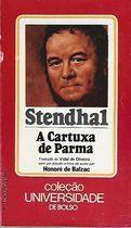 Livro a Cartuxa de Parma Autor Stendhal [usado]