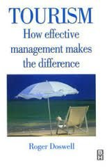 Livro Tourism: How Effective Management Makes The Difference Autor Roger Doswell (1998) [usado]