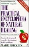 Livro The Practical Encyclopedia Of Natural Healing Autor Mark Bricklin (1990) [usado]