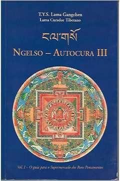 Livro Ngelso - Autocura Iii: Volume 1: o Guia para o Supermercado Dos... Autor T. Y. S. Lama Gangchen (1989) [usado]