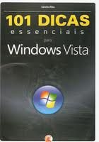 Livro 101 Dicas Essenciais para Windows Vista Autor Sandra Rita (2007) [usado]
