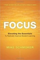 Livro Focus. Elevating The Essentials Autor Mike Schmoker (2011) [usado]
