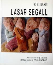 Livro Lasar Segall Autor P. M. Bardi (2000) [usado]