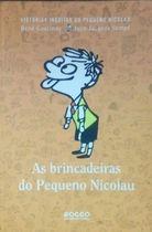 Livro as Brincadeiras do Pequeno Nicolau Autor René Goscinny, Jean-jaqcues Sempé (2004) [usado]