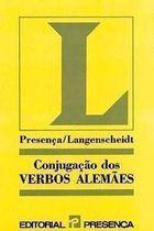Livro Conjugação dos Verbos Alemães Autor Heinz D. Wendt (orientação) (1995) [usado]