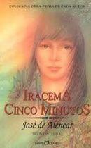 Livro Iracema; Cinco Minutos: Texto Integral Autor José de Alencar (2009) [usado]
