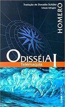 Livro Odisseia I Telemaquia - Edição Bilíngue Autor Homero (2007) [usado]