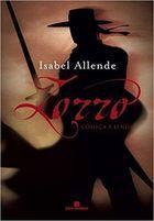 Livro Zorro-começa a Lenda Autor Isabel Allende (2006) [usado]