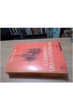 Livro Memórias: Volume 10: o Espírito das Catedrais Autor Paulo Duarte (1980) [usado]