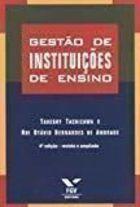 Livro Gestão de Instituições de Ensino Autor Takeshy Tachizawa, Rui Otávio B. de Andrade (1999) [usado]
