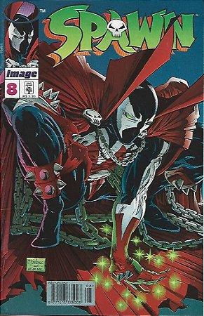 Gibi Spawn - Volume 8 Autor Todd Macfarlane (1999) [usado]