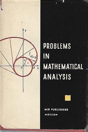 Livro Problems In Mathematical Analysis Autor G. Baranenkov, B. Domidovich [usado]