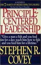 Livro Principle-centered Leadership Autor Stephen R. Covey (1991) [usado]