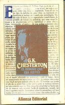 Livro El Hombre que Era Jueves Autor G. K. Chesterton (1989) [usado]