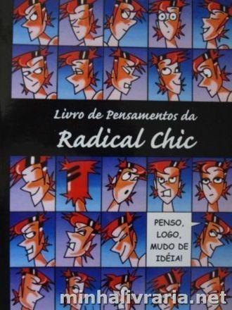 Livro S de Pensamentos da Radical Chic Autor Miguel Paiva ( Org. ) (2001) [usado]