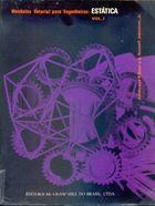 Livro Mecânica Vetorial para Engenheiros. Vol. I Estática Autor Ferdinand P. Beer, E. Russell Johnston Jr. (1977) [usado]