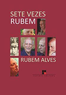 Livro Sete Vezes Rubem Autor Rubem Alves (541) [usado]