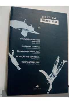 Livro Crítica Marxista - Nº 22 Autor Armando Bouto Jr.; Caio N. de Toledo (1989) [usado]