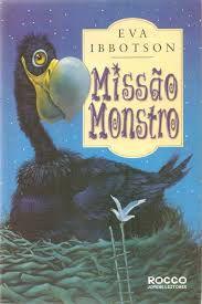 Livro Missão Monstro Autor Eva Ibbotson (2003) [usado]