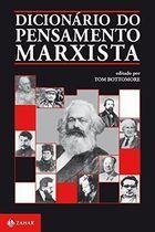 Livro Dicionário do Pensamento Marxista Autor Tom Botomore (edição) (1997) [usado]