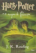Livro Harry Potter e o Enigma do Príncipe Autor J. K. Rowling (2005) [usado]