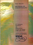 Livro Métodos de Discretização Autor Peter Albrecht (1973) [usado]