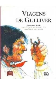 Livro Viagens de Gulliver - Série Tesouro dos Clássicos Juvenil Autor Jonathan Swift; James Riordan (adaptação) (2008) [usado]