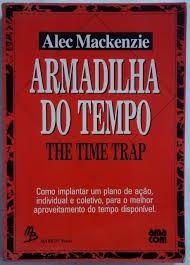 Livro Armadilha do Tempo Autor Alec Mackenzie (1991) [usado]