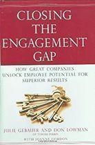 Livro Closing The Engagement Gap: How Great Companies Unleash... Autor Julie Gebauer, Don Lowman (2009) [usado]