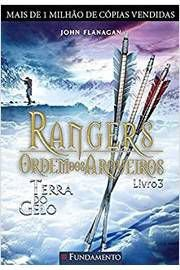 Livro Rangers - Ordem dos Arqueiros 03: Terra de Gelo Autor John Flanagan (2009) [usado]